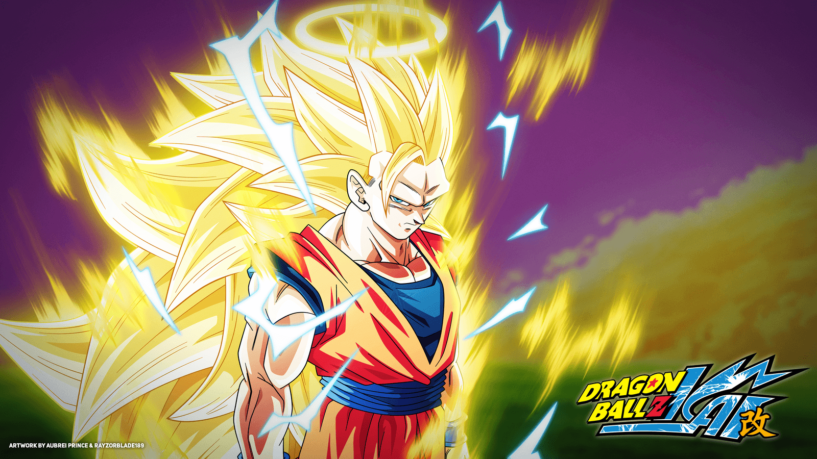 DragonBall Z Kai 4K Wallpapers by AubreiPrince