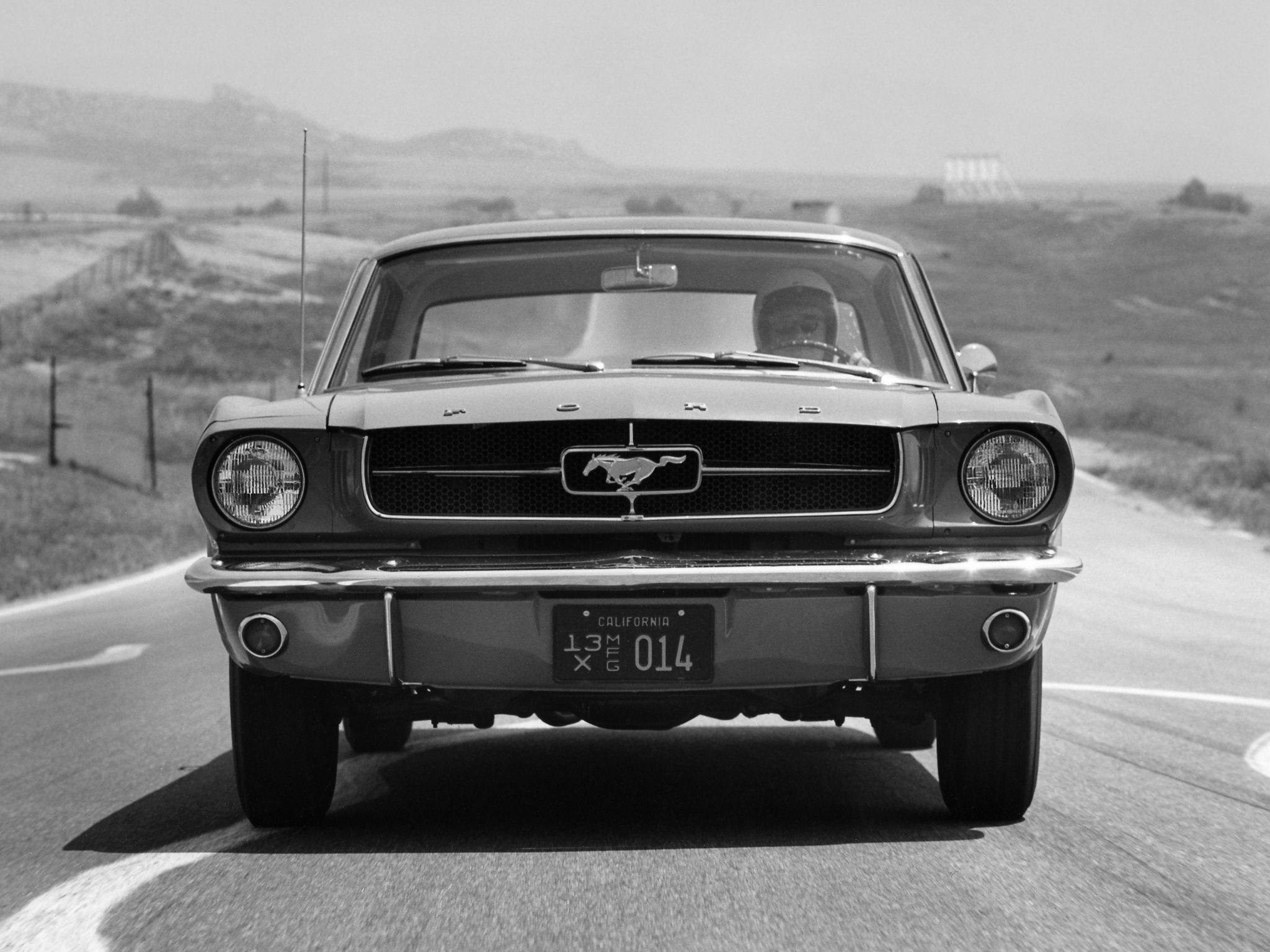 Old Mustang Wallpapers Wallpaper Cave