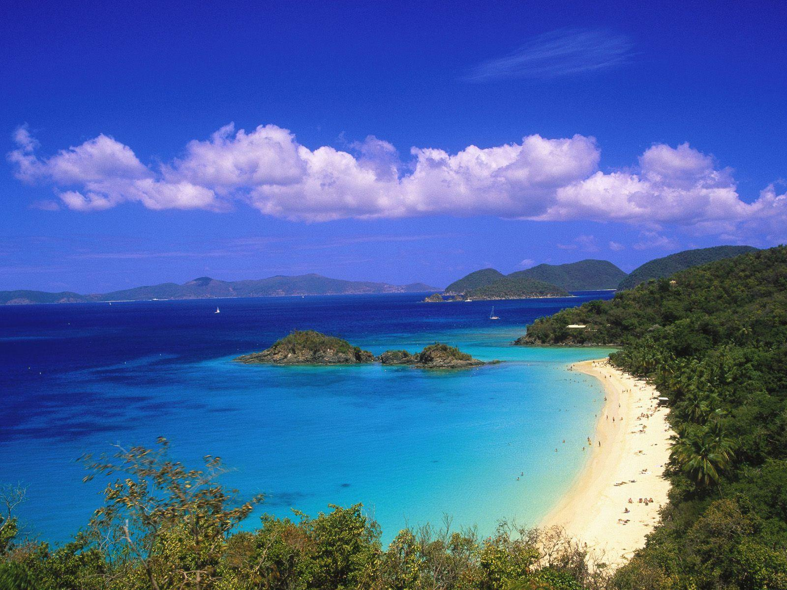 St. John, US Virgin Islands - the Love City |