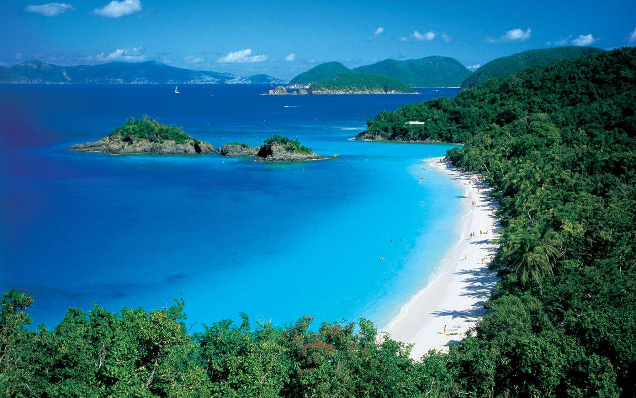 Beaches on st john u s virgin islands best st john usvi beaches ...