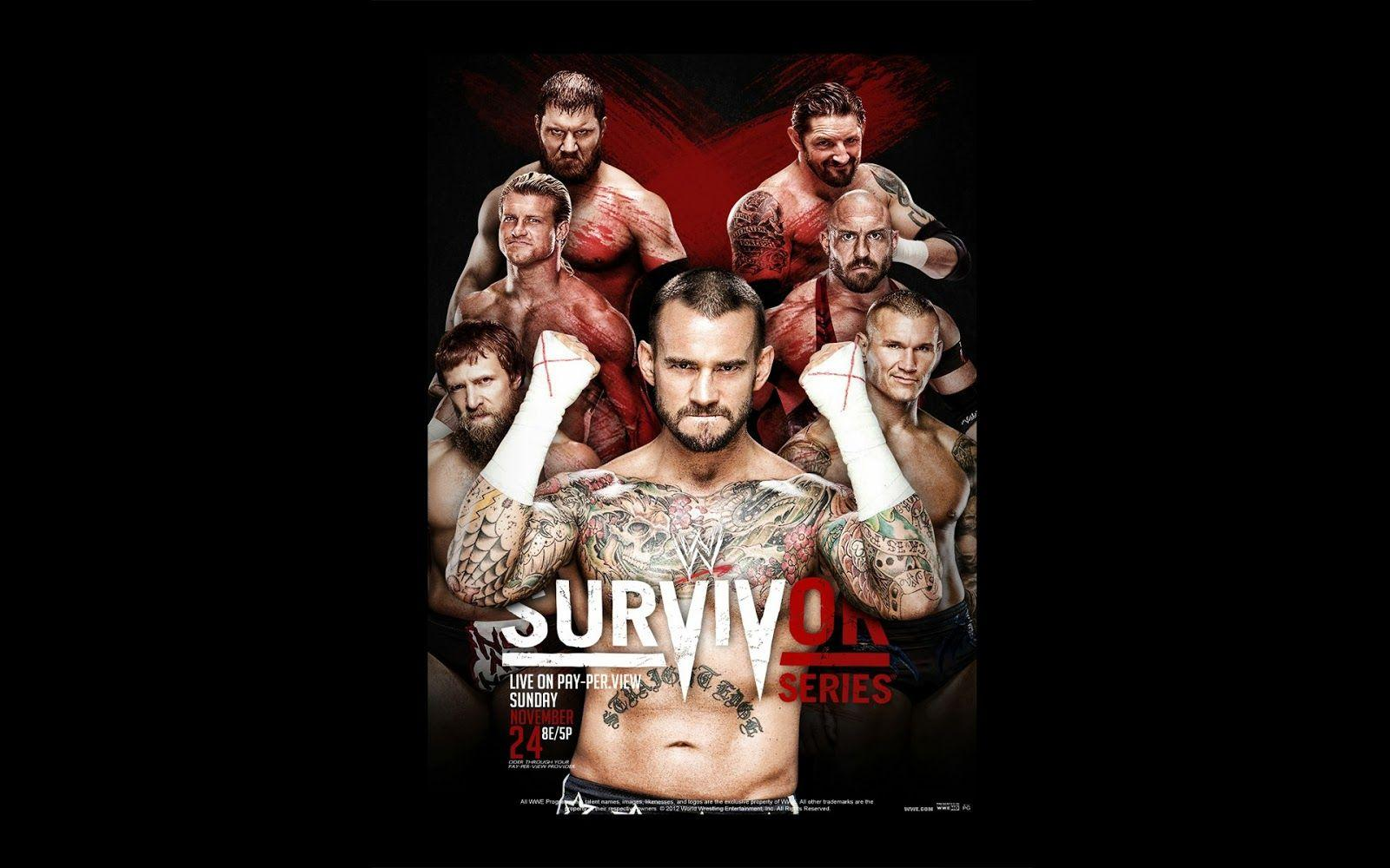 Survivor Series WWE Wallpapers