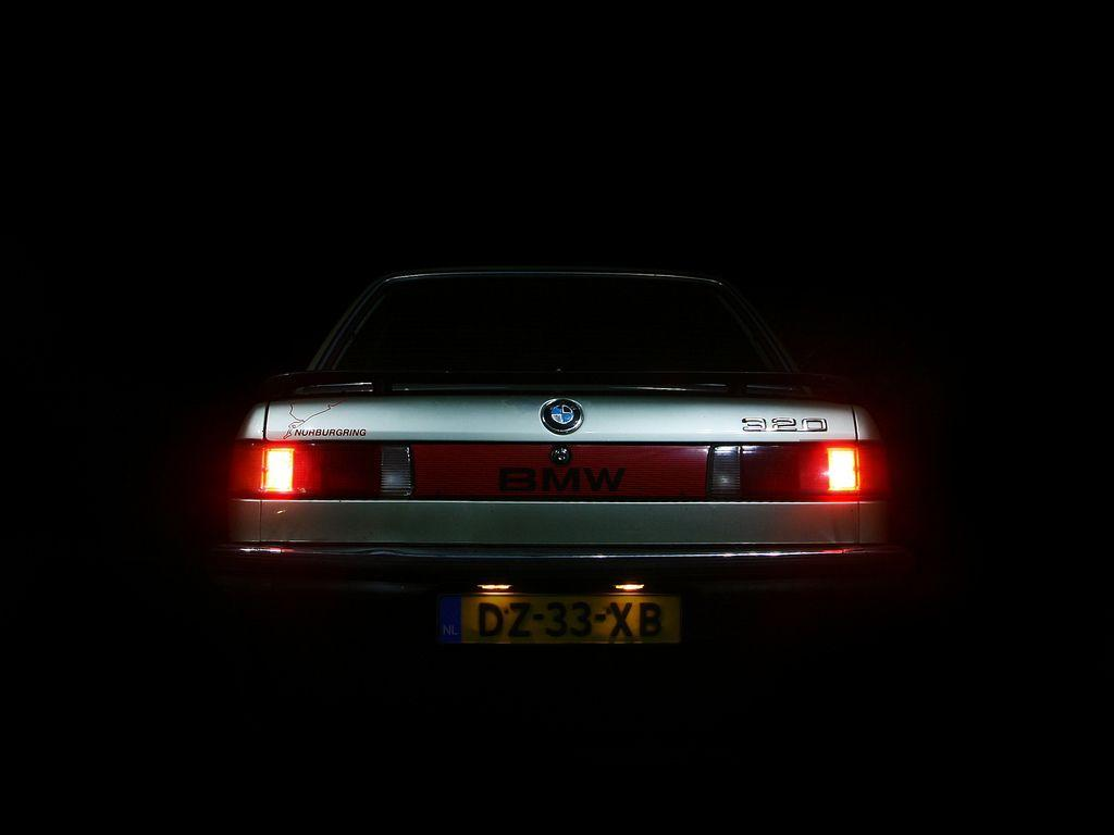 BMW E21 Tail by mcdronkz