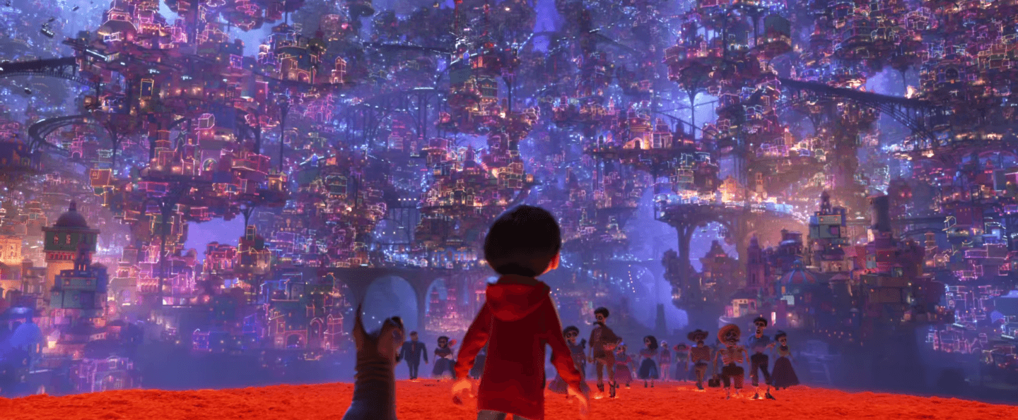 Watch the First Teaser for Pixar's 'Coco' – Cinema Vine