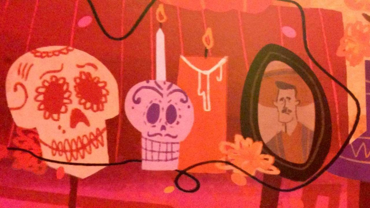 D23 2015: Pixar's Upcoming Day of the Dead Movie Outlined