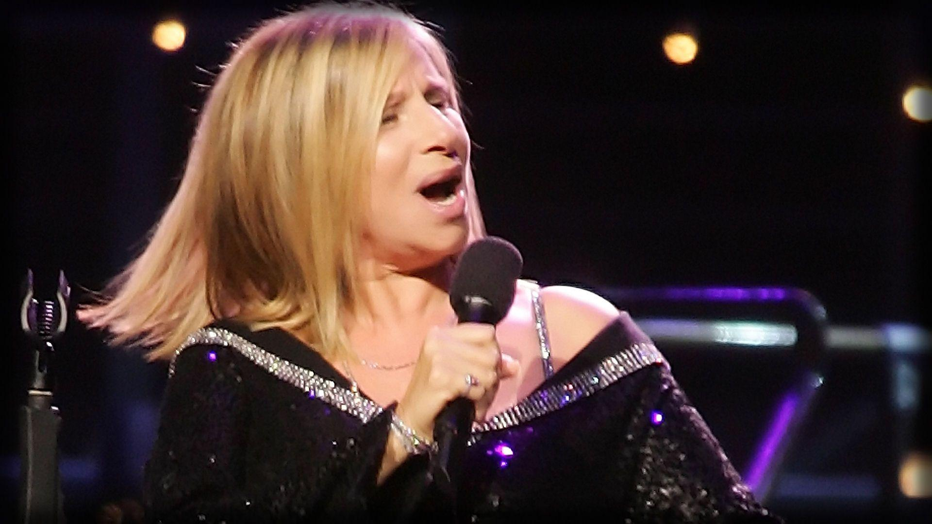4 Barbra Streisand HD Wallpapers