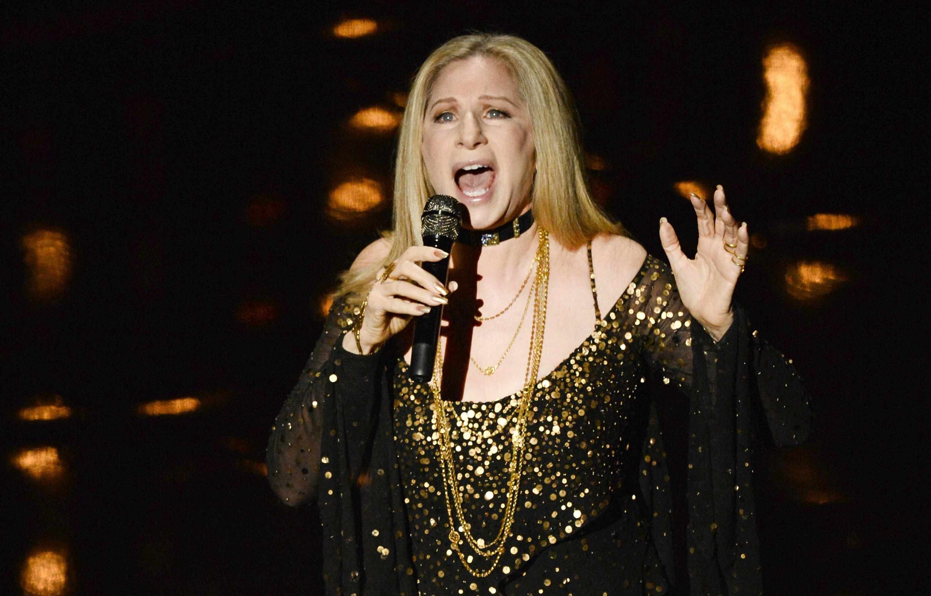 Barbra Streisand To Receive Cinematographers' Board Of Governors
