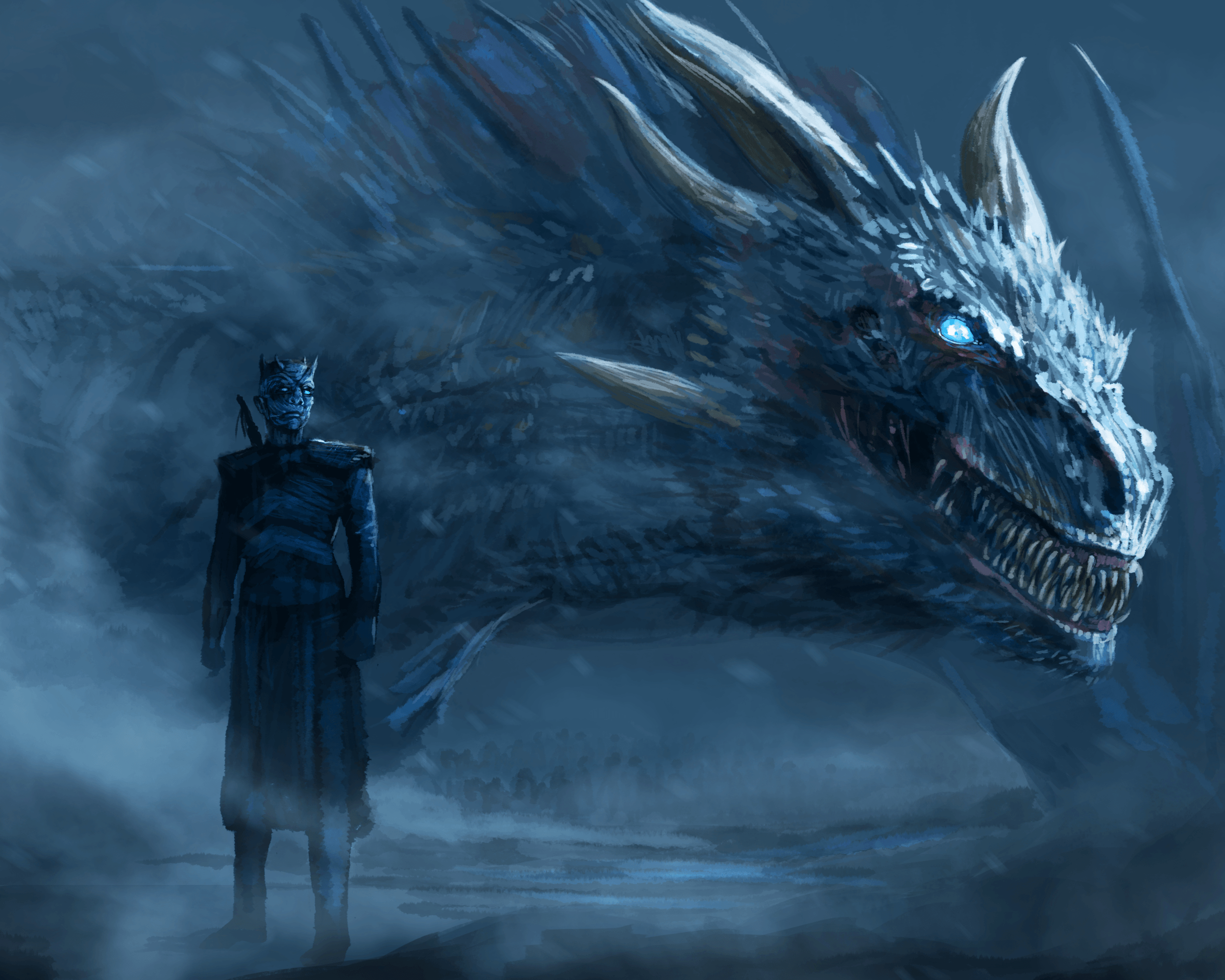 Night King Wallpapers Wallpaper Cave