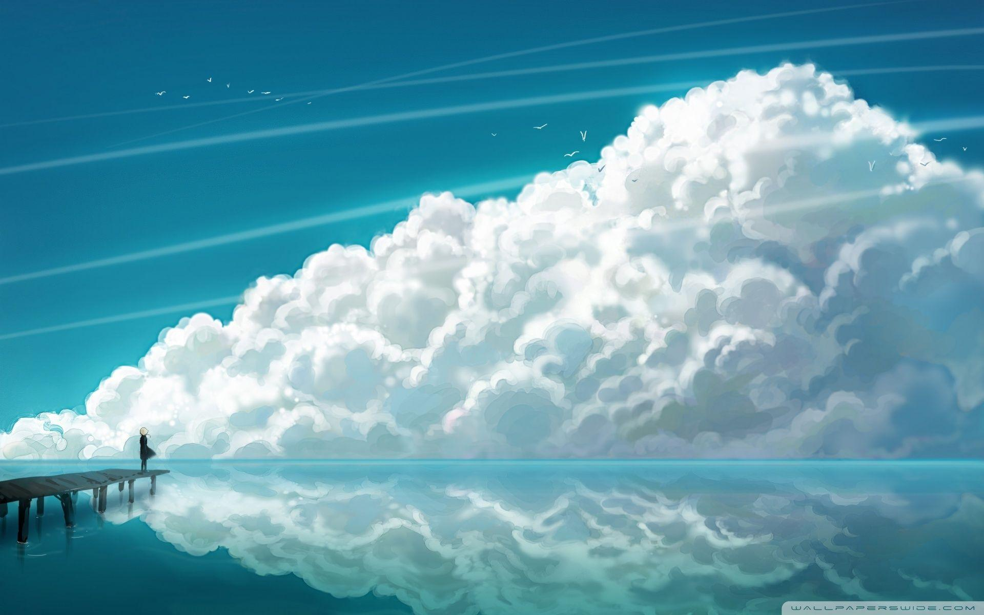 Clouds And Sky Wallpapers Wallpaper Cave