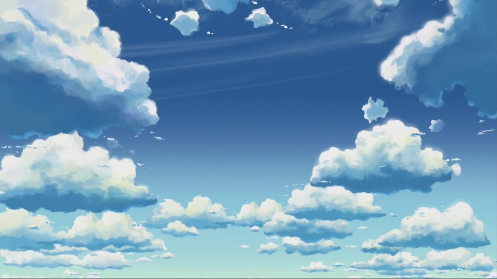 sky animation