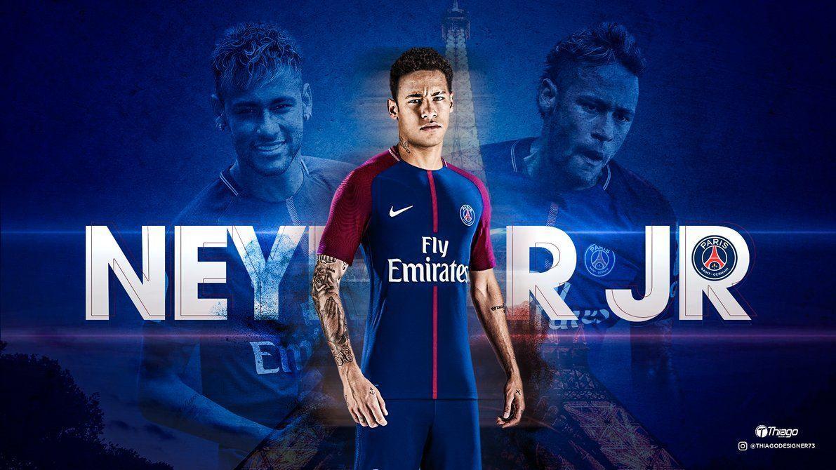 Wallpaper Neymar Jr PSG By THIAGOJUSTINO On DeviantArt
