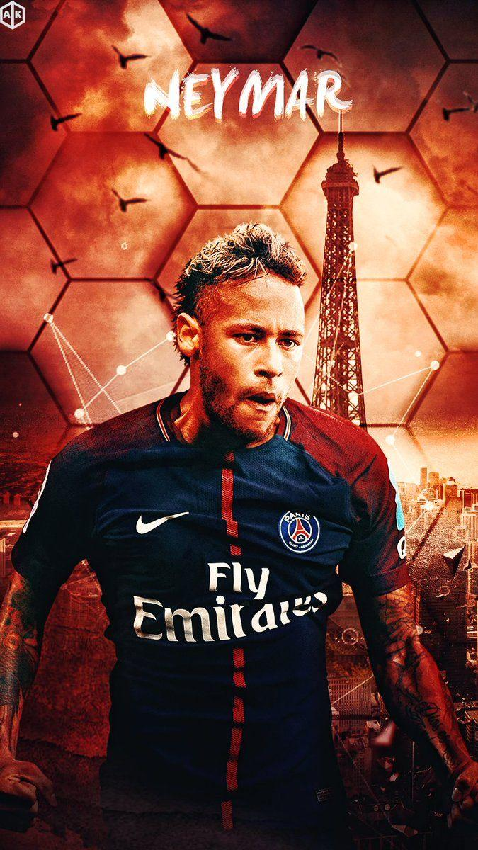 Neymar JR PSG Wallpapers - Wallpaper Cave