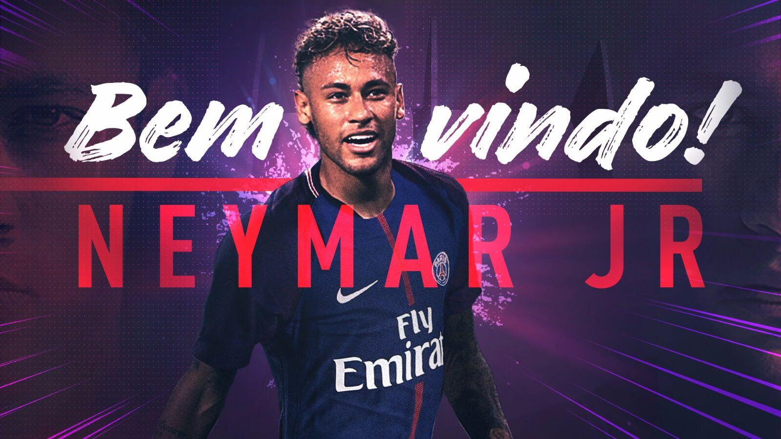 Neymar Completes World-Record Move To PSG - Premium Times Nigeria