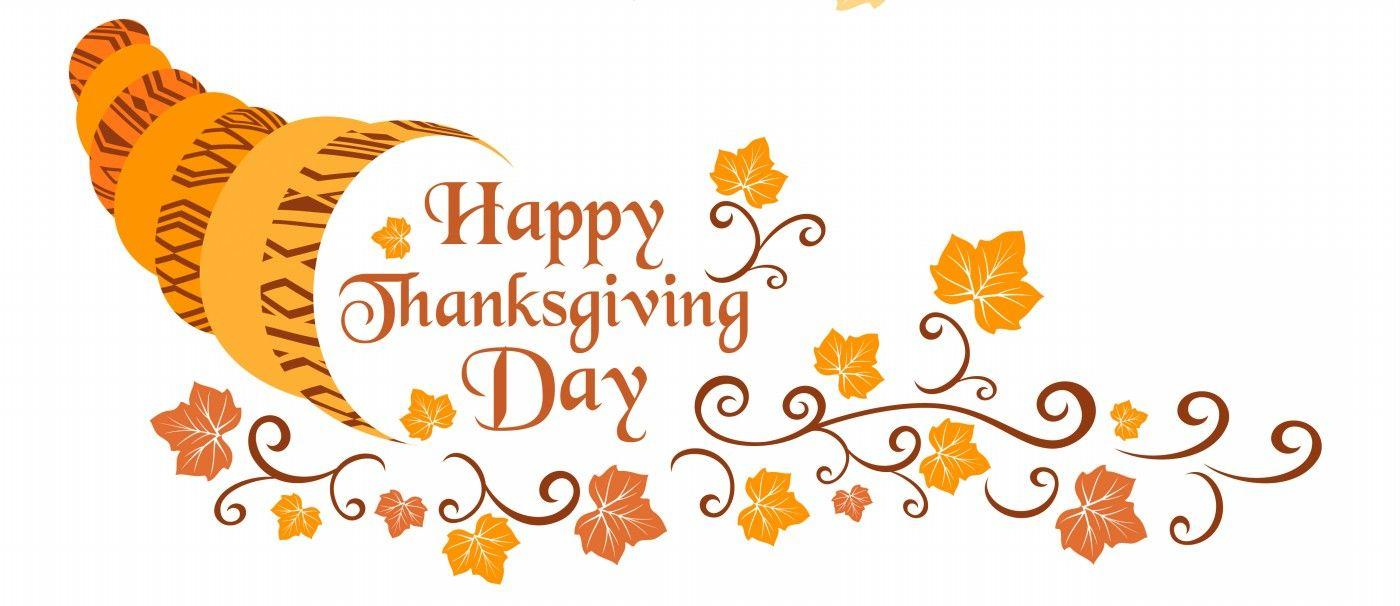 Happy Thanksgiving In Spanish Clipart