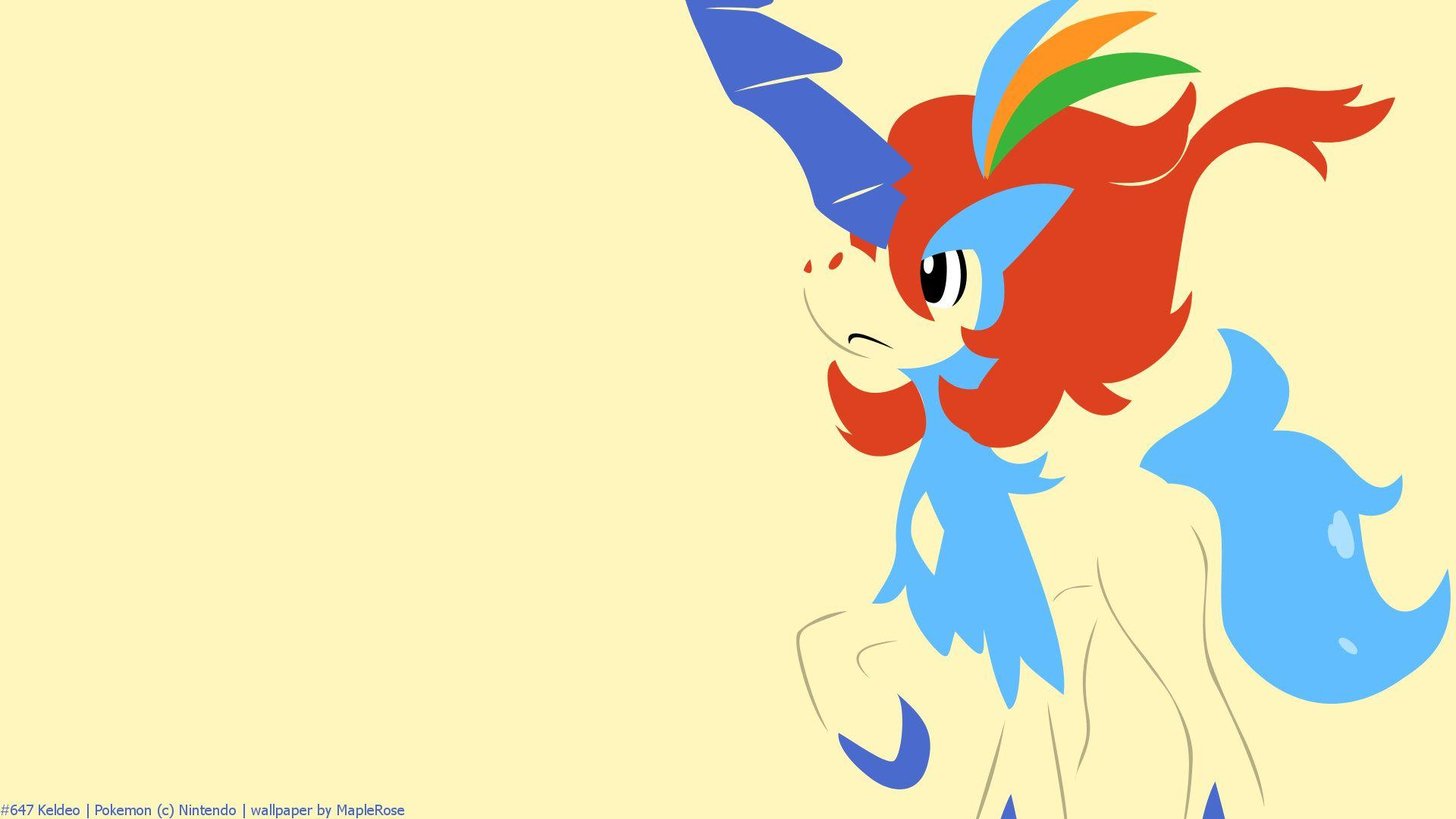 Keldeo Wallpapers, Widescreen Wallpapers of Keldeo, WP-QKG-65 ...