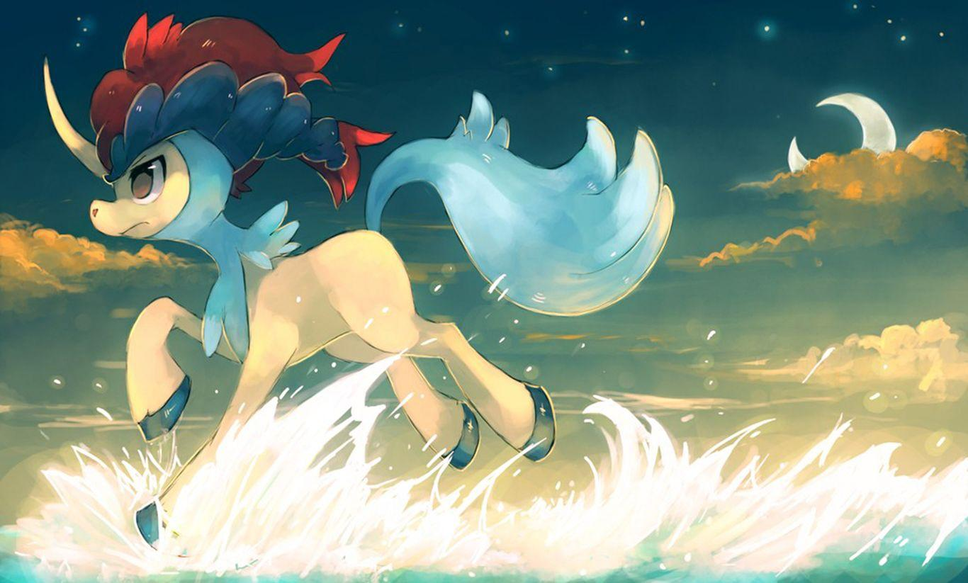 2 Keldeo (Pokemon) HD Wallpapers | Background Images - Wallpaper Abyss
