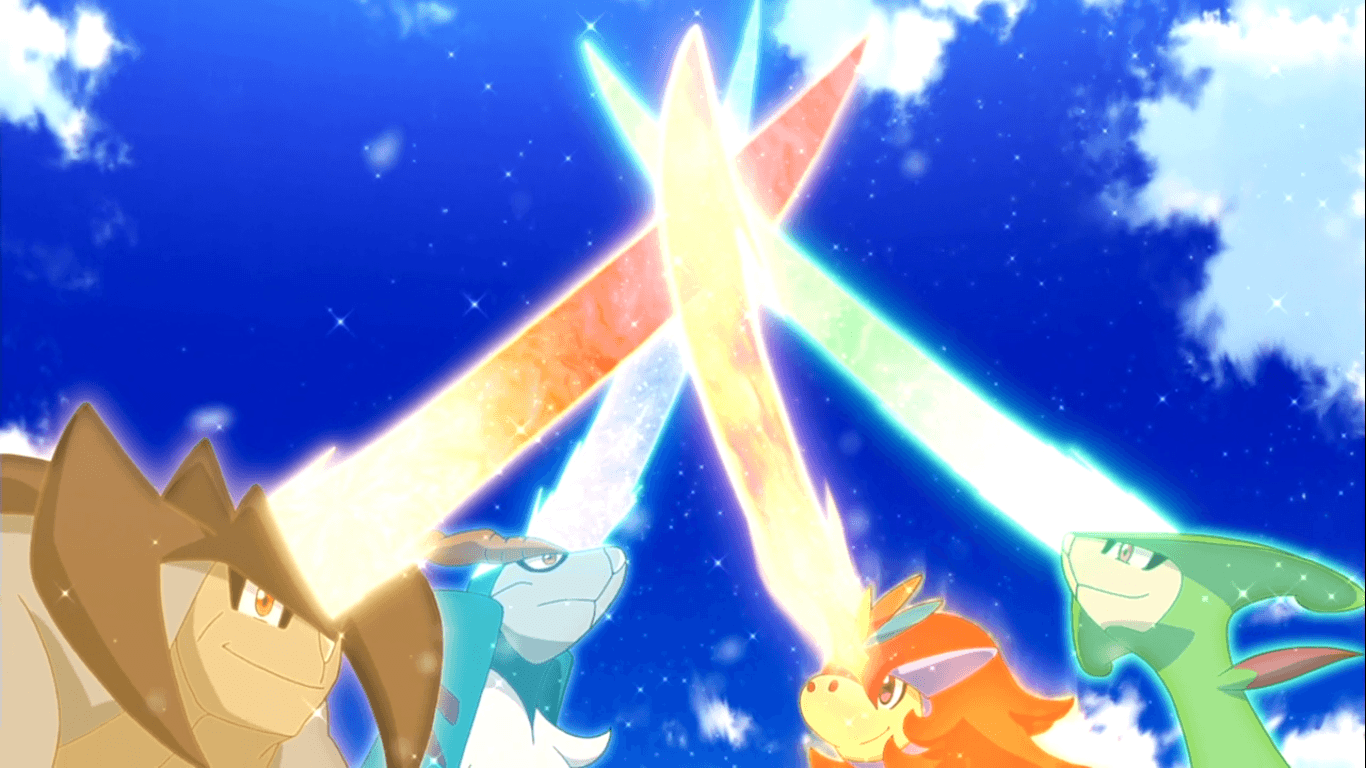 Pokemon Movies Retrospective: Kyurem vs. The Sacred Swordsman ...