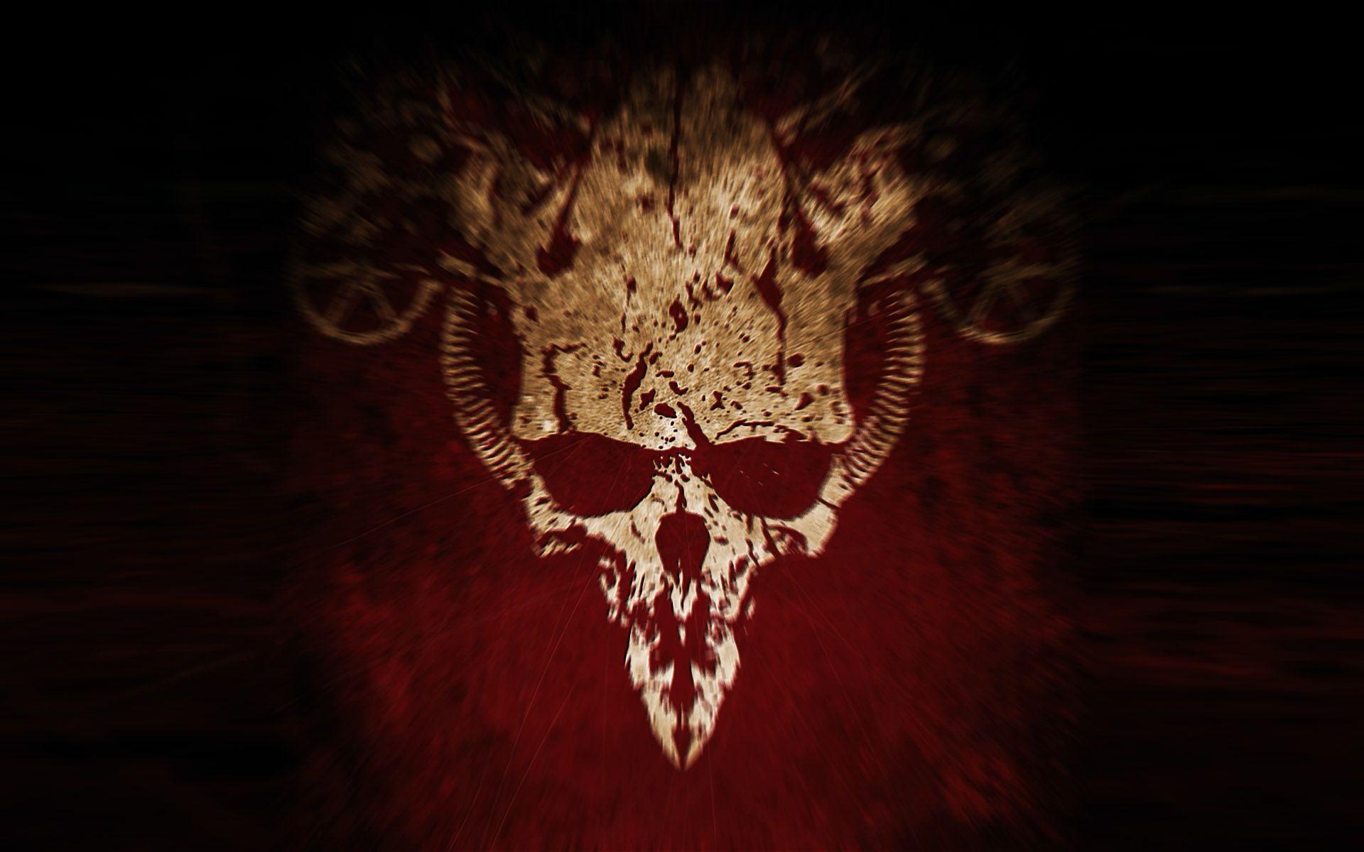 Devil skull wallpapers wallpaper cave - Demon wallpaper 4k ...