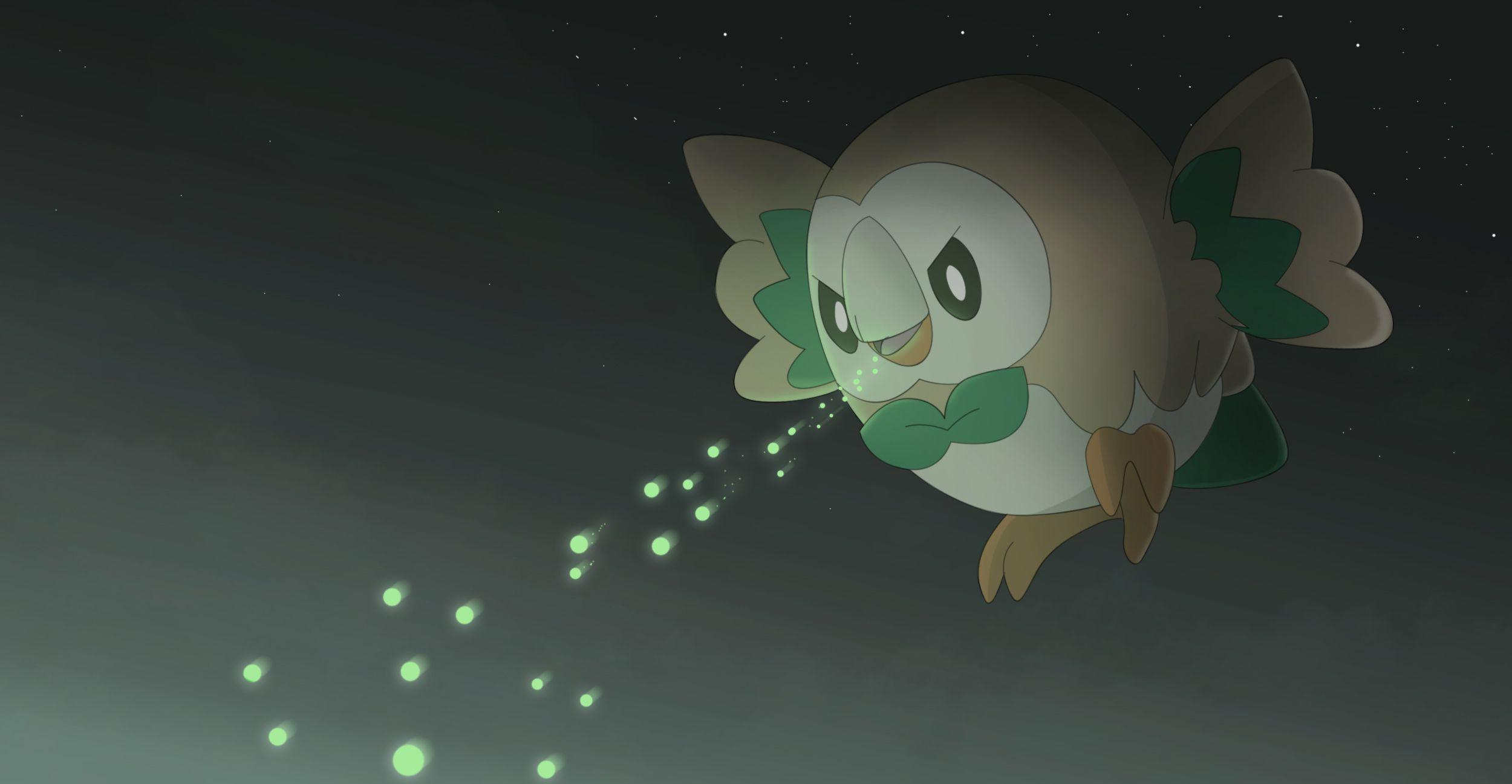 Rowlet HD Wallpapers