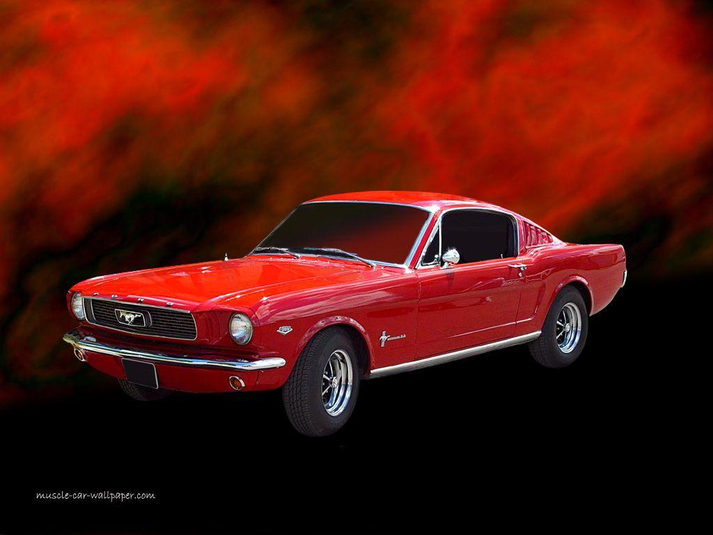 1965 Mustang Wallpapers Wallpaper Cave