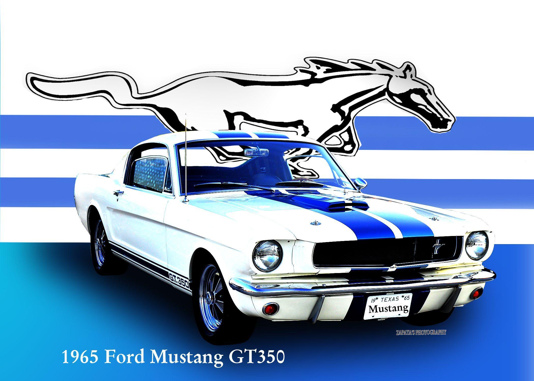 1965 Mustang Wallpapers Wallpaper Cave