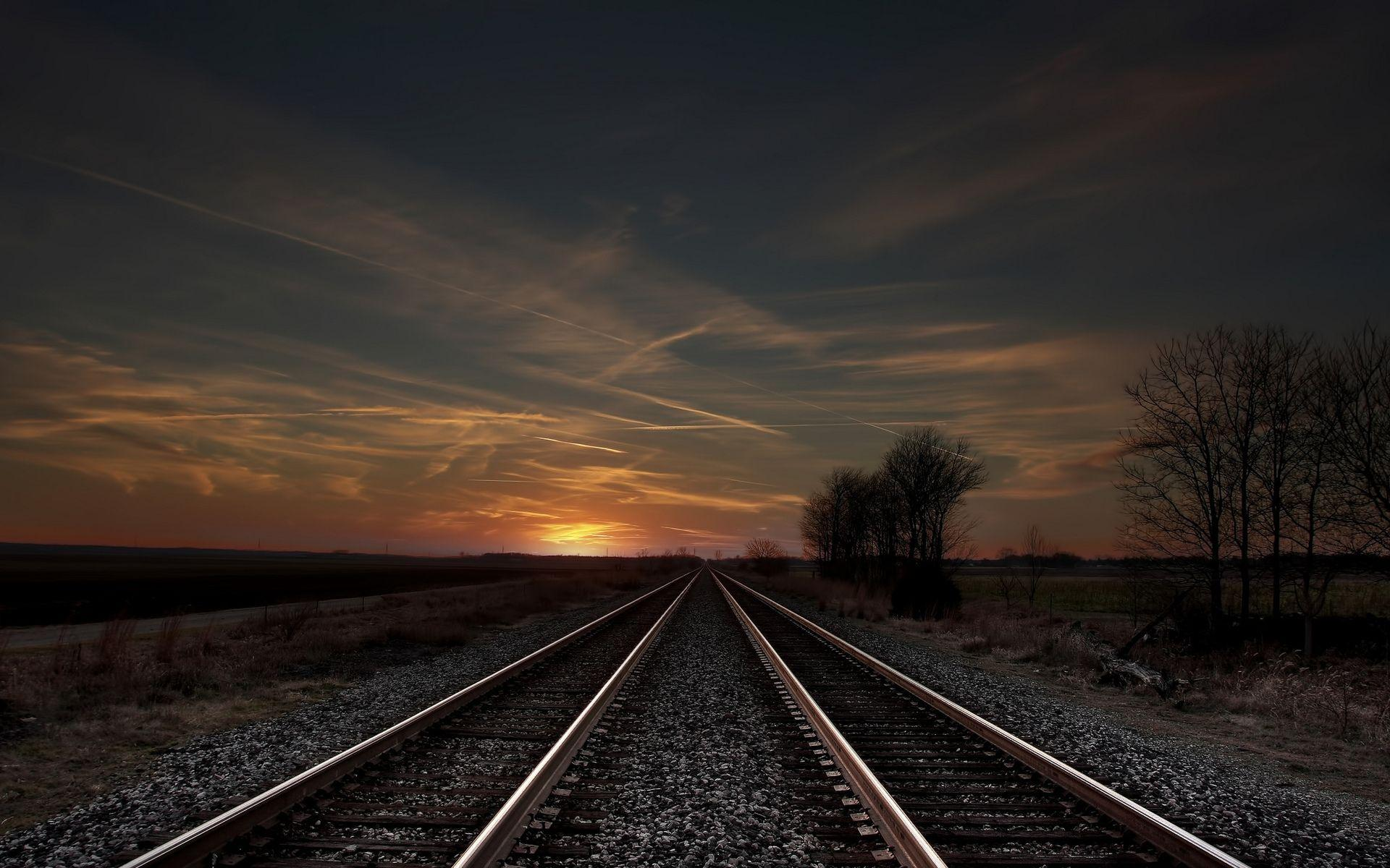 Train Track Wallpapers 37959 1920x1200 px ~ HDWallSource