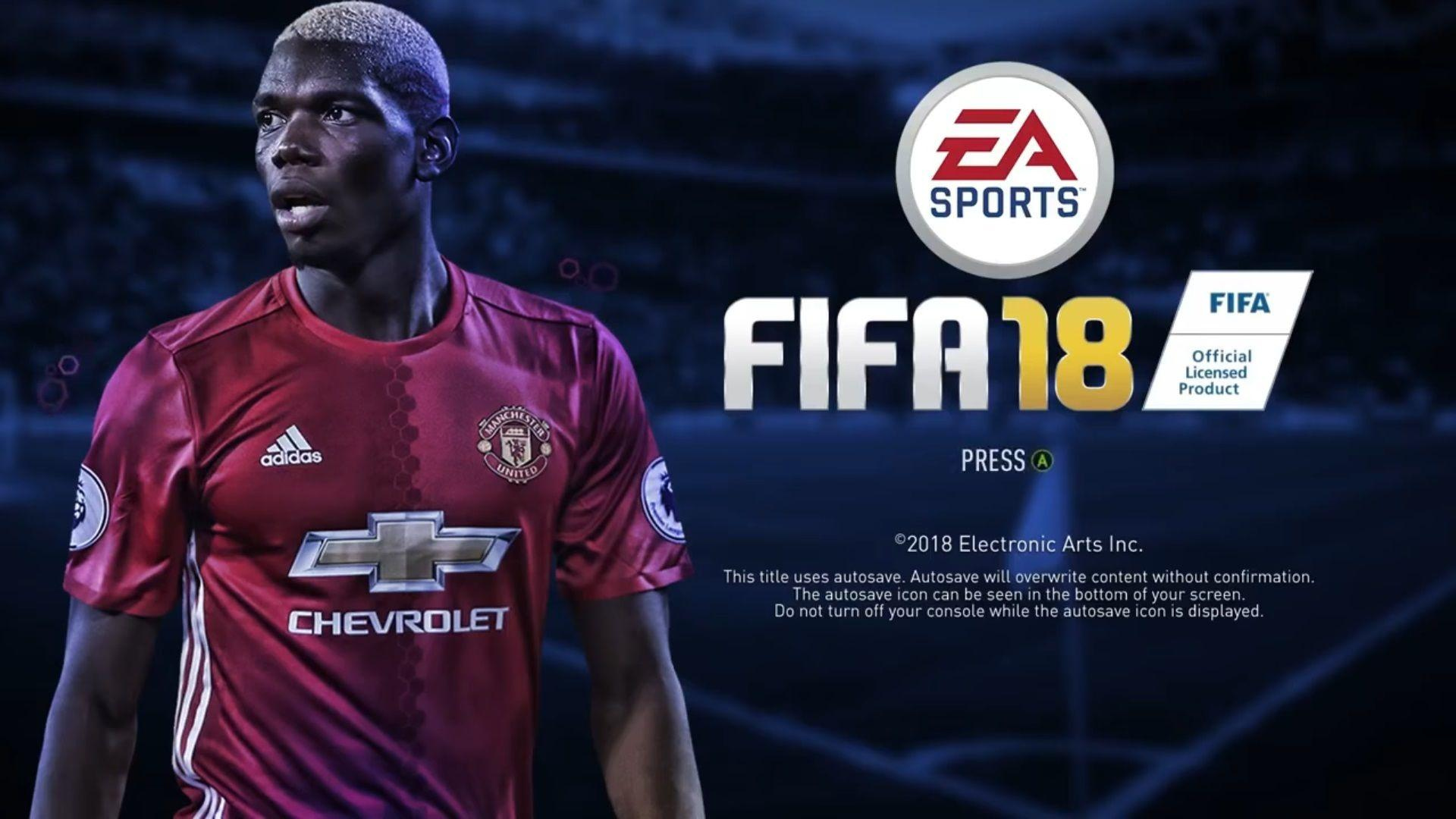 Download FIFA 18 HD Wallpapers 1920x1080