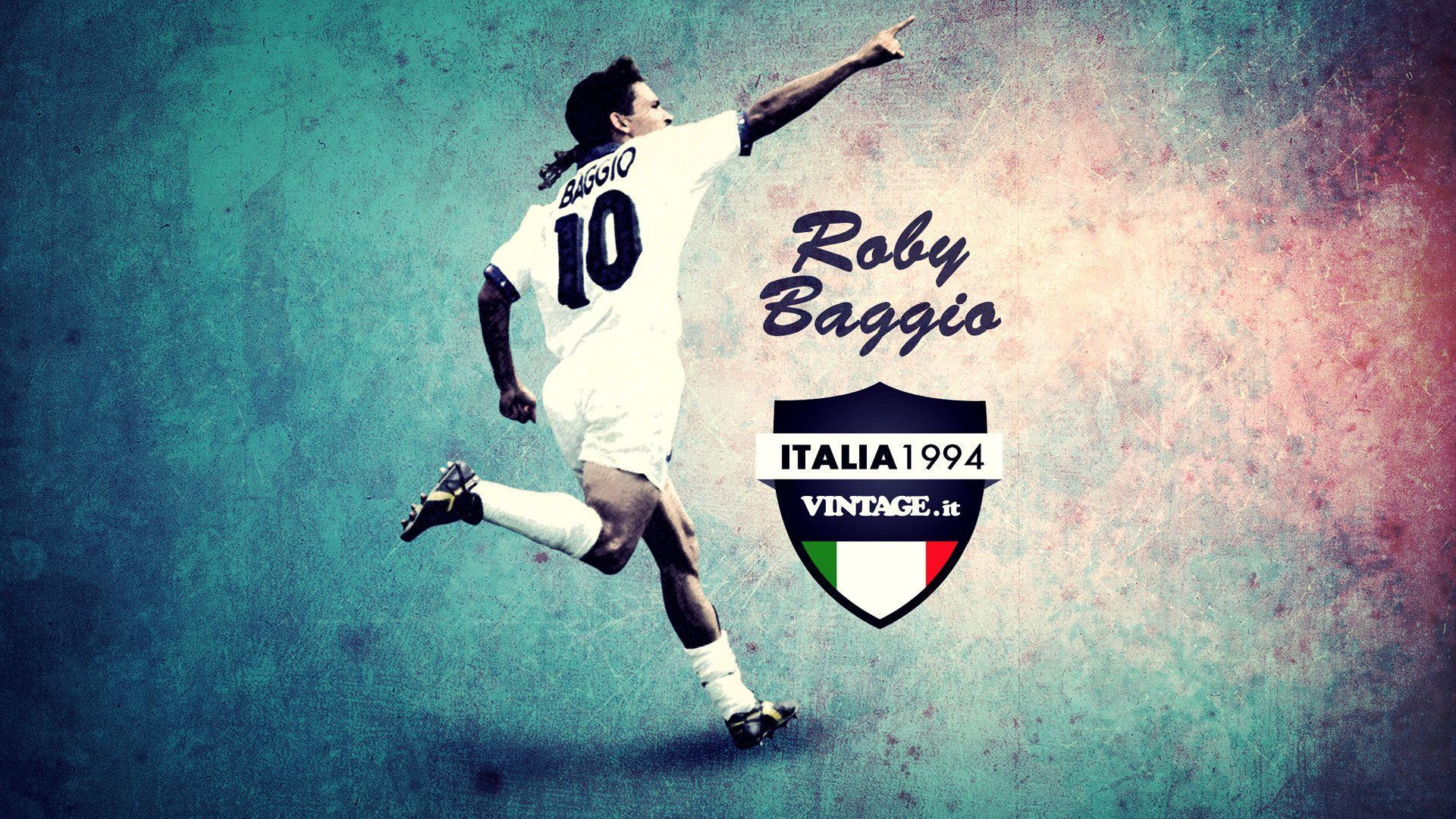 Roberto Baggio Wallpapers