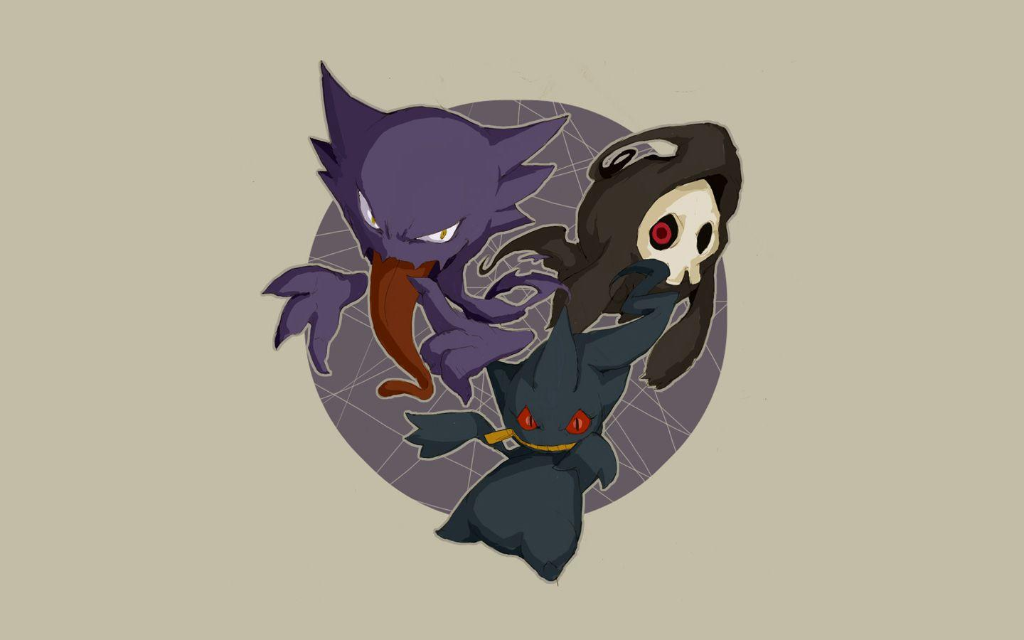 5 Banette (Pokémon) HD Wallpapers | Background Images - Wallpaper Abyss