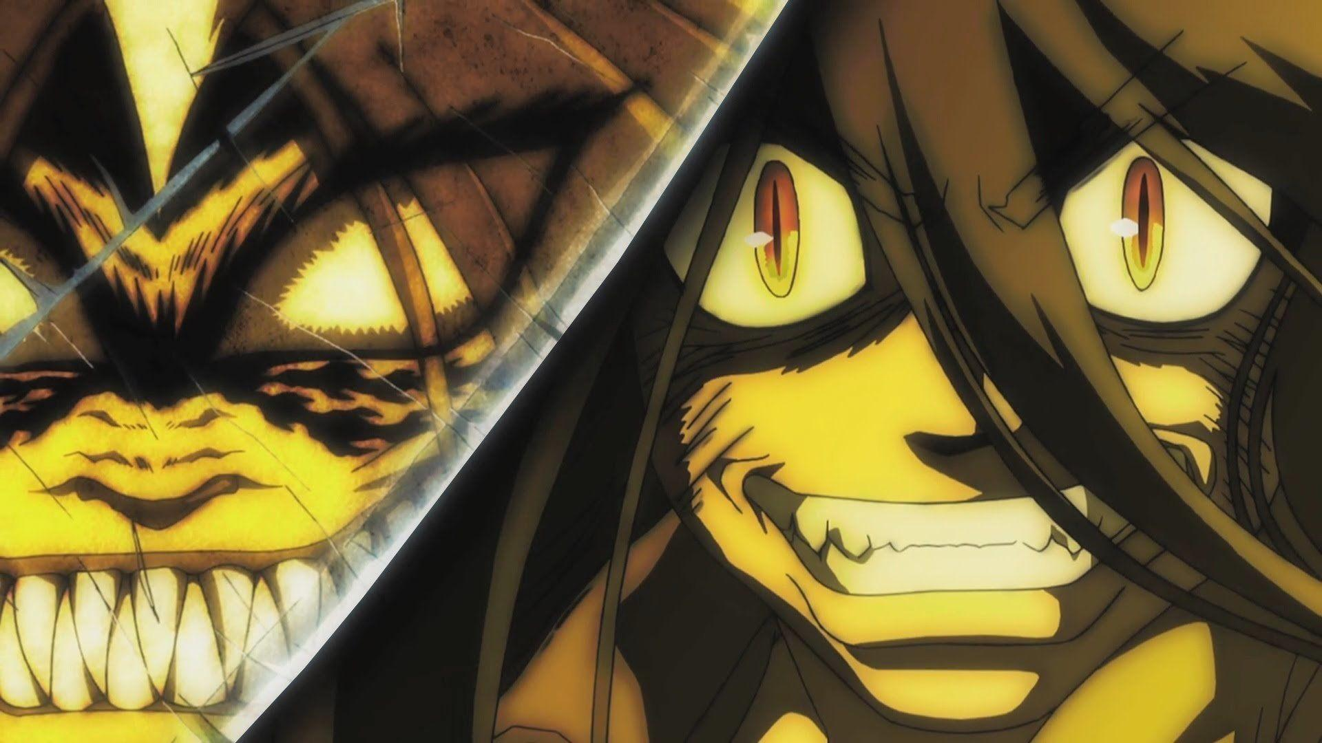4 Ushio & Tora HD Wallpapers