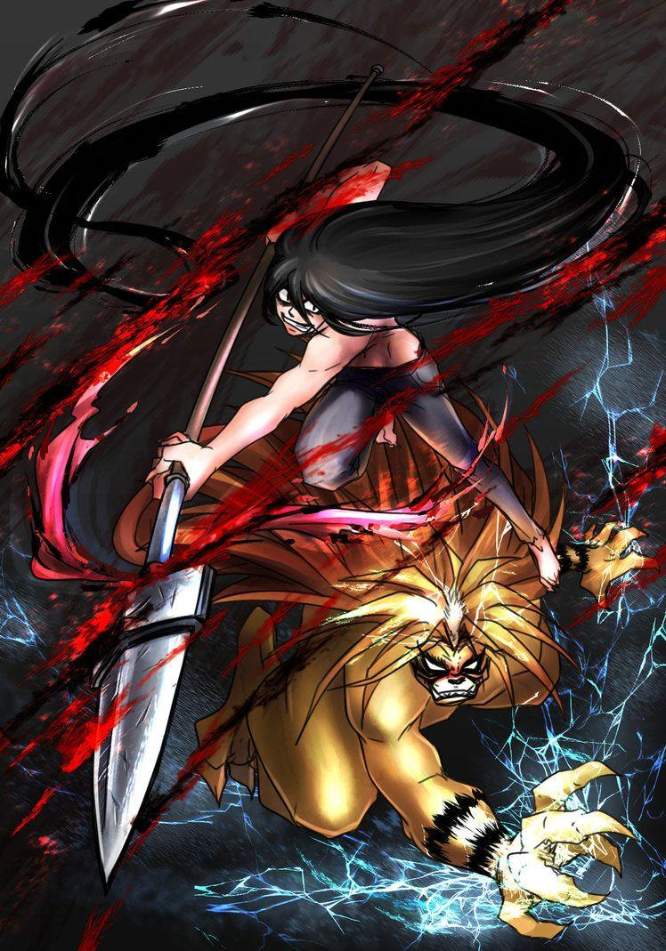 Ushio to Tora by V