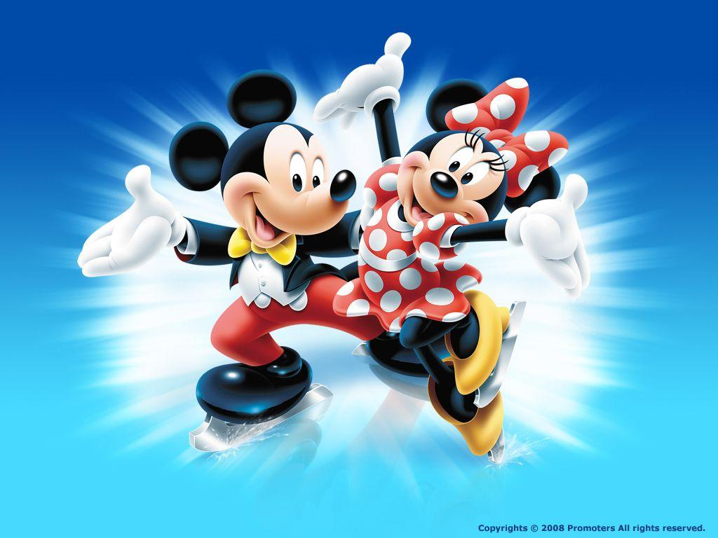Mickey Minnie Wallpapers Wallpaper Cave