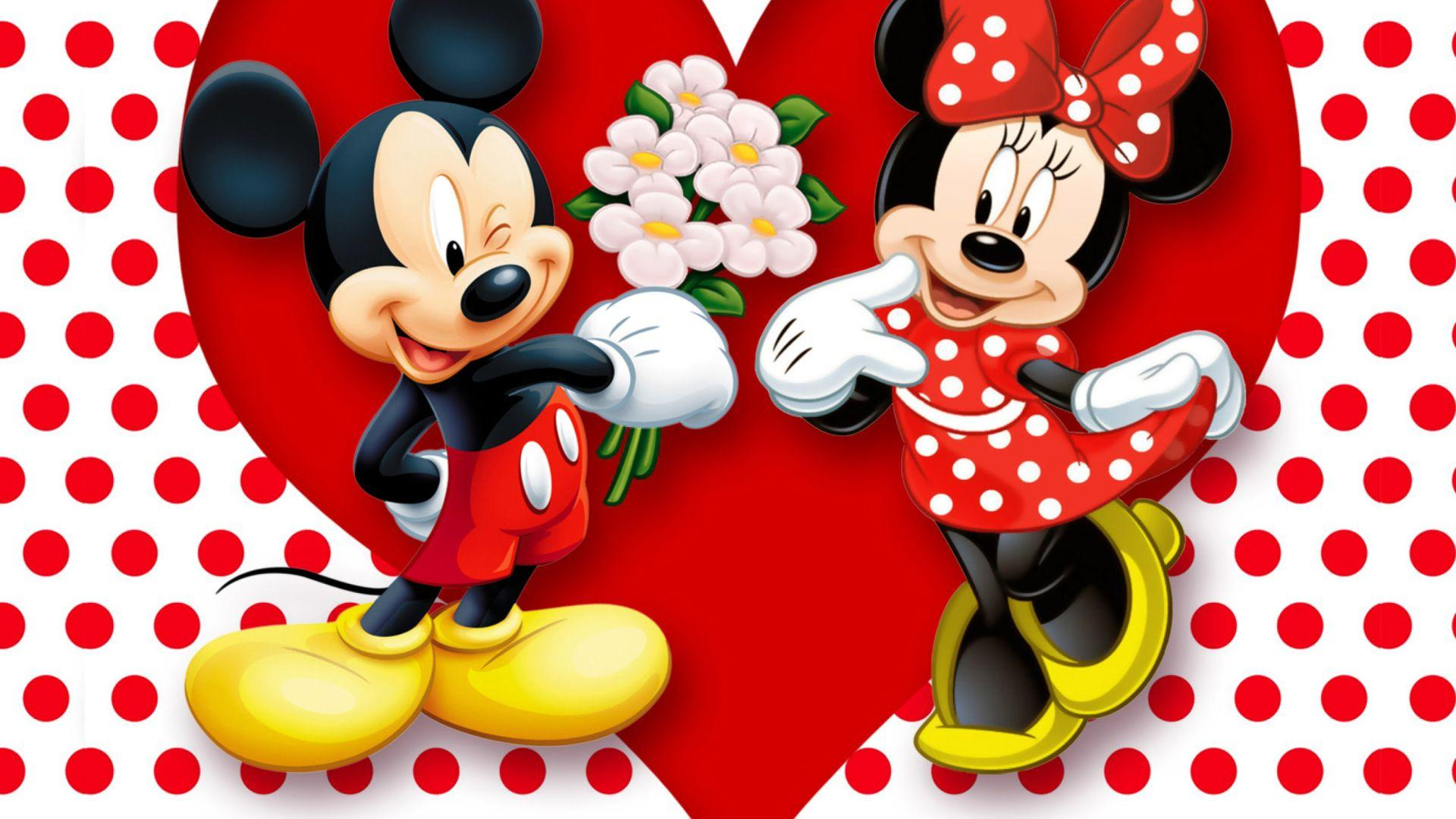 mickey and minnie mouse wallpapers high quality resolution hd