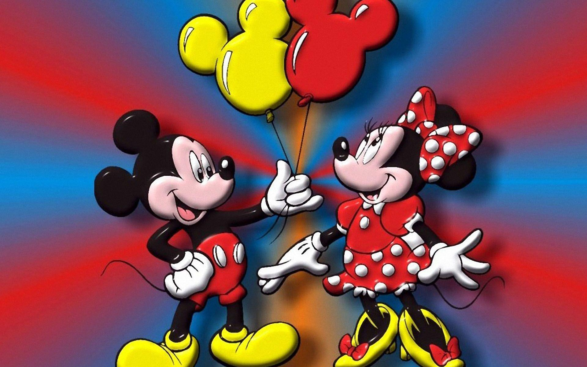 mickey and minnie backgrounds 1920x1200 hd backgrounds wallpapers