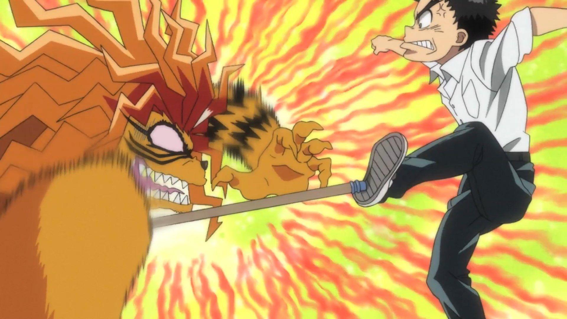 ushio to tora spear