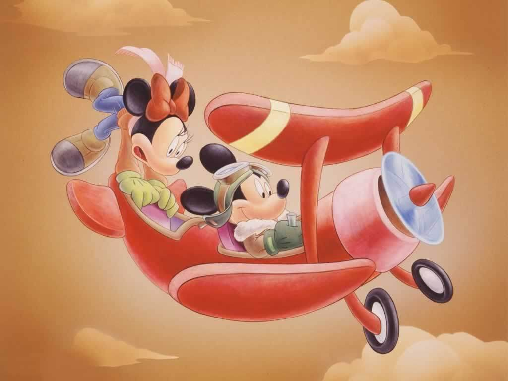 Mickey And Minnie Wallpapers Disney HD Wallpapers