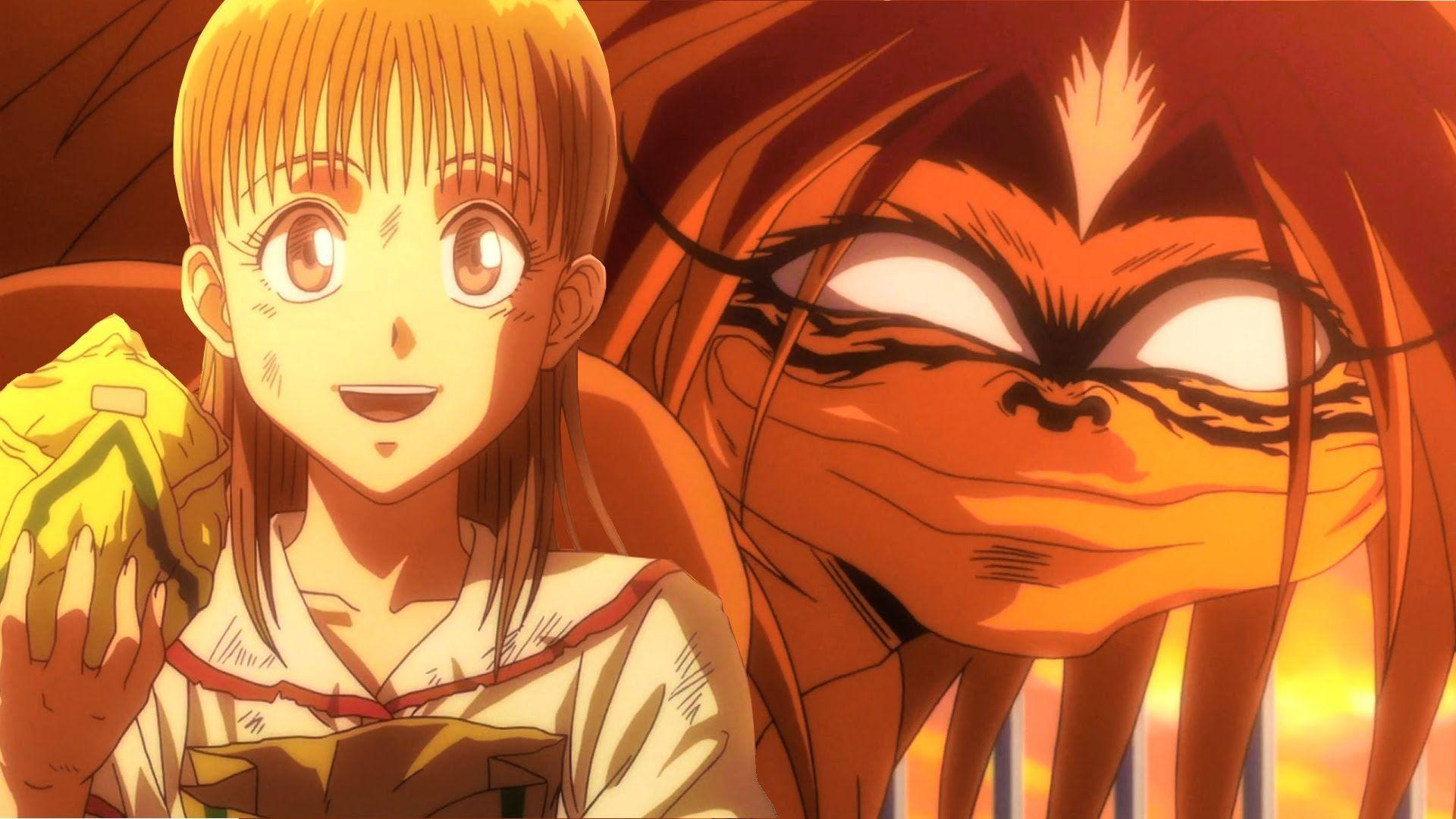Ushio to Tora Episode 4 うしおととら Anime Review