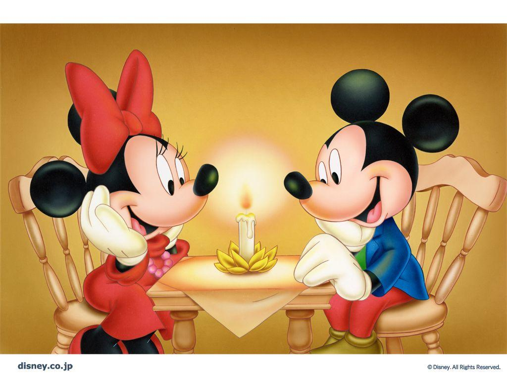 Mickey And Minnie Mouse Wallpapers HD Wallpapers