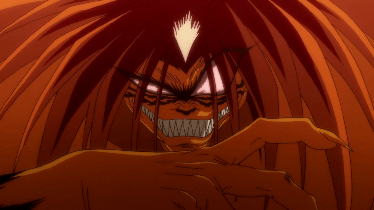 Ushio To Tora TV series, Tora.