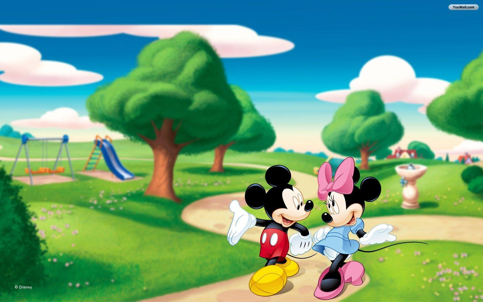 Wallpapers Collection «Mickey Mouse Wallpapers»