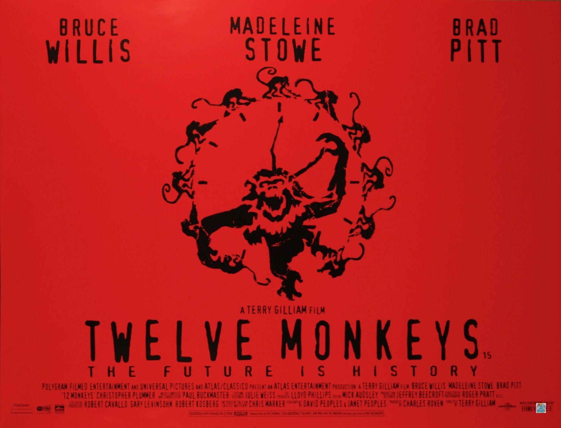 Twelve Monkeys - Pictures, posters, news and videos on your ...