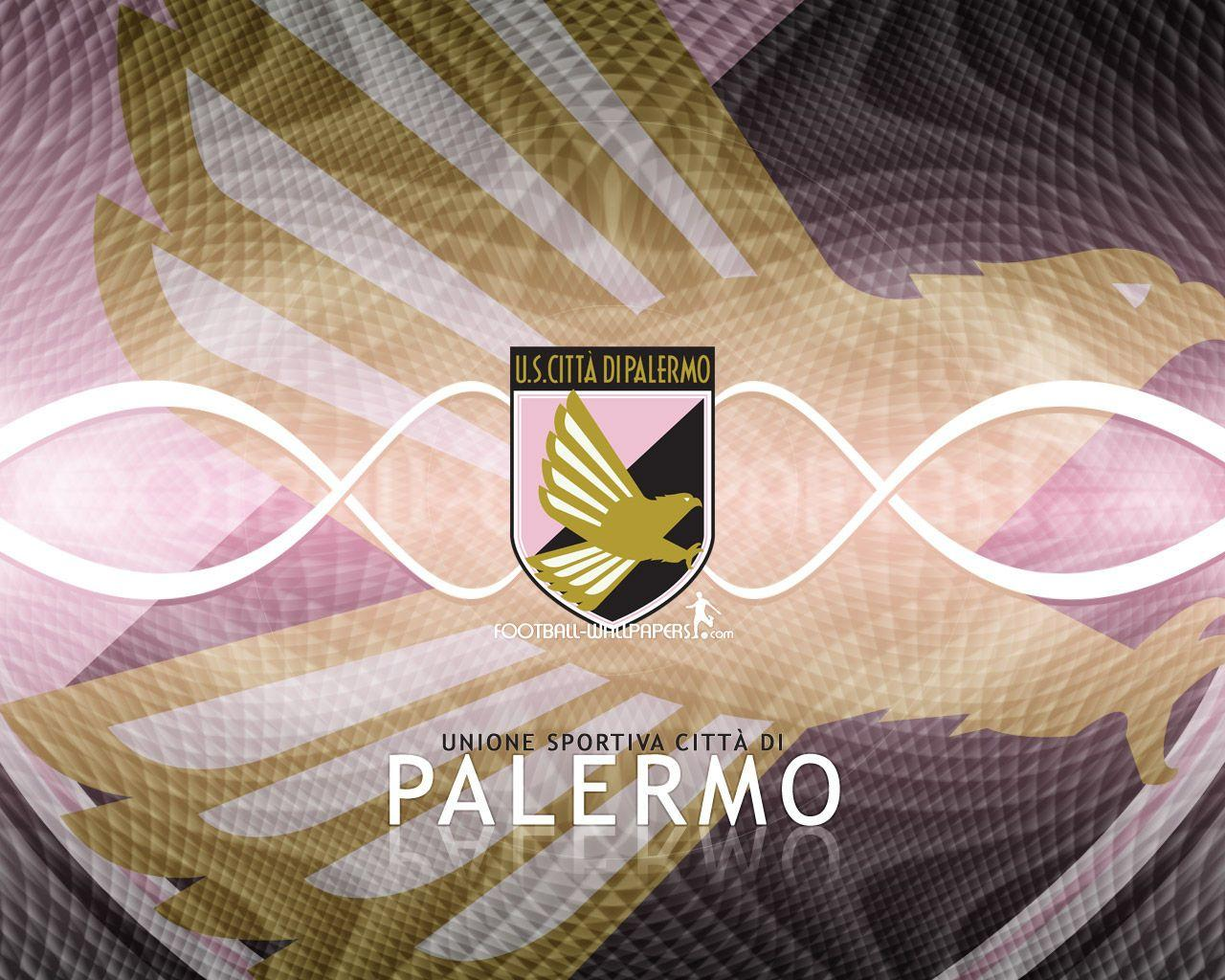 Palermo Logo Wallpaper Wallpapers: Players, Teams, Leagues Wallpapers
