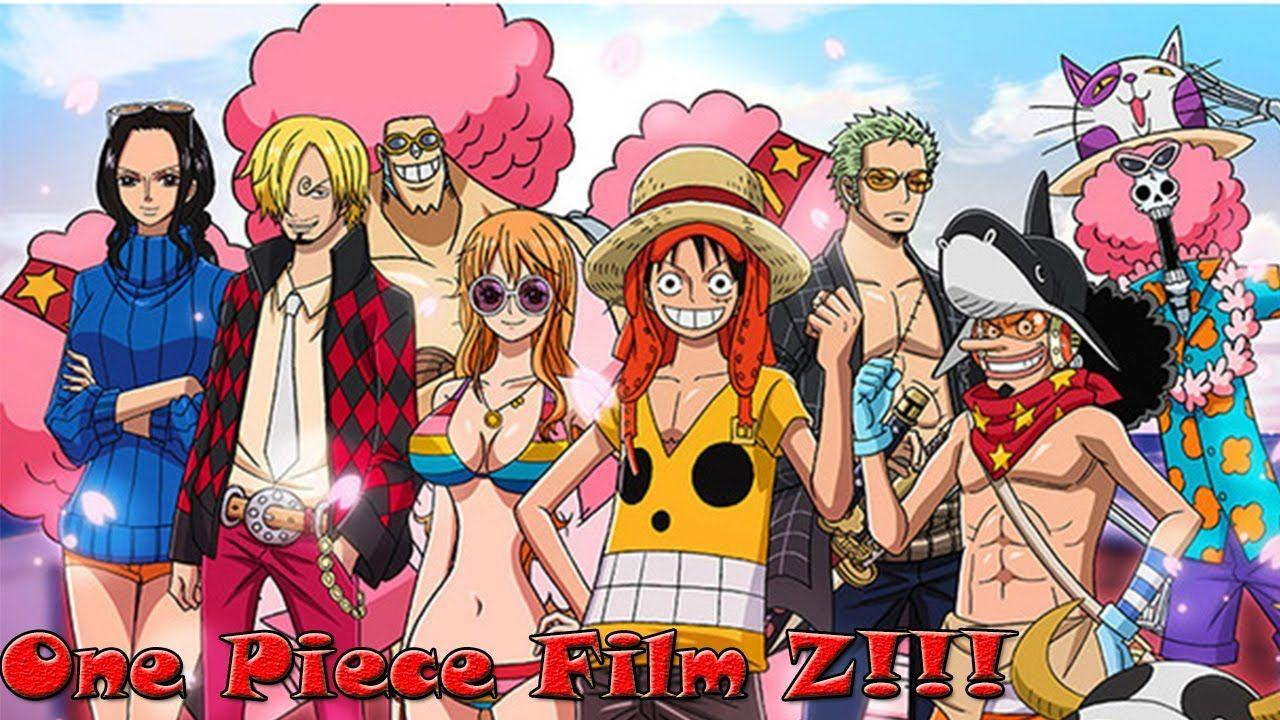 One Piece Flim Z Wallpapers Wallpaper Cave