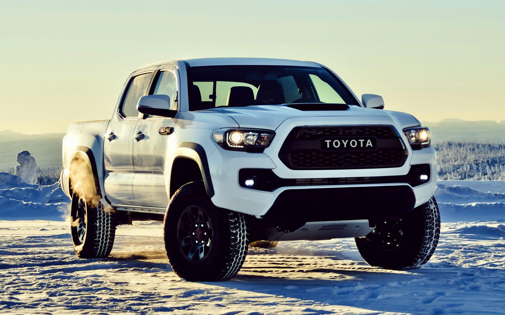 Toyota Tacoma TRD Pro Double Cab (2017) Wallpapers and HD Images ...