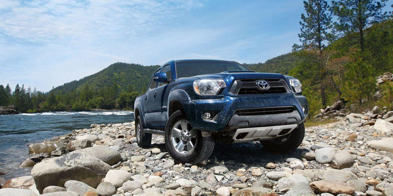 Toyota Tacoma Wallpapers Wallpaper Cave