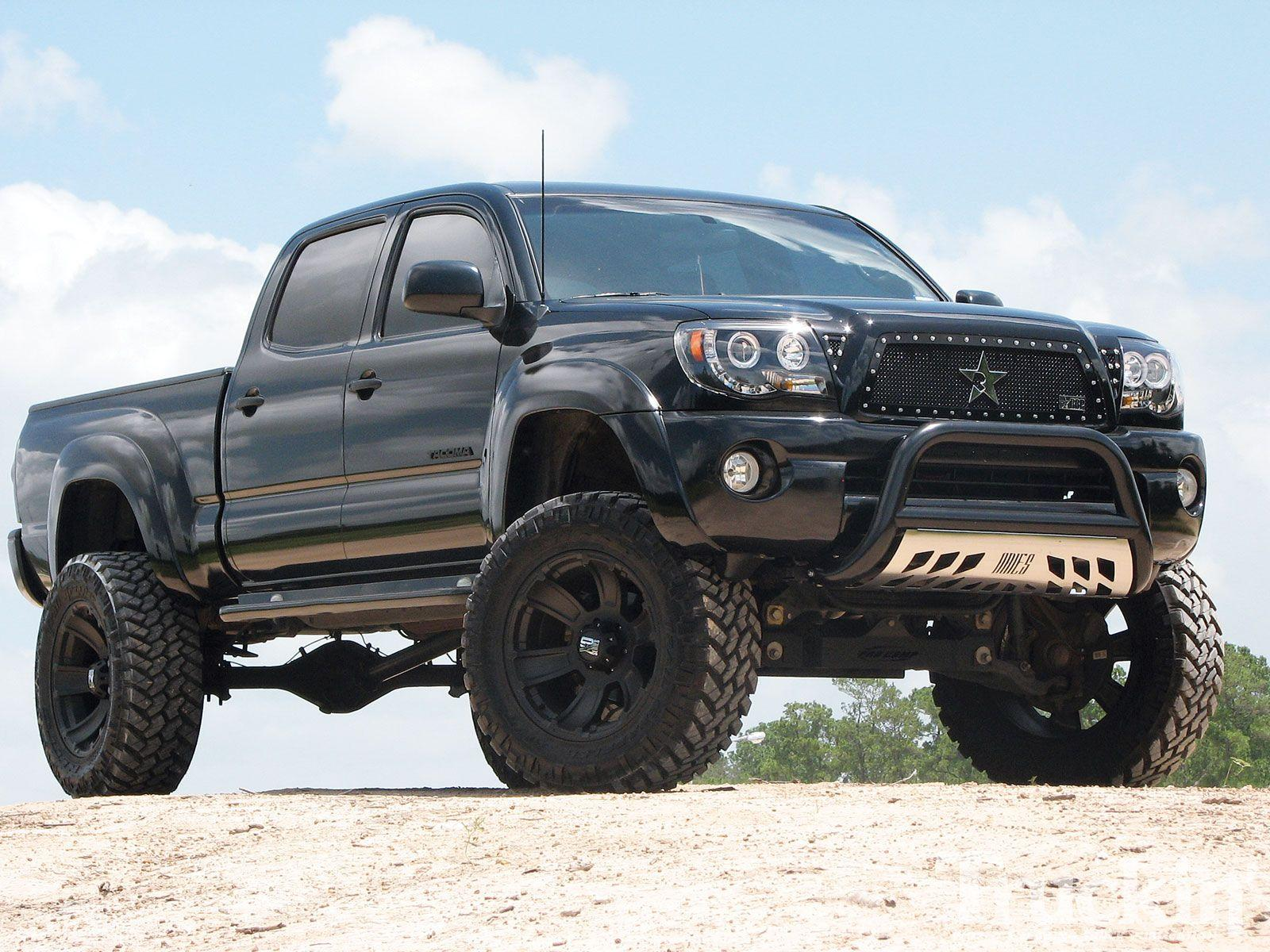 Toyota Tacoma Lifted wallpapers