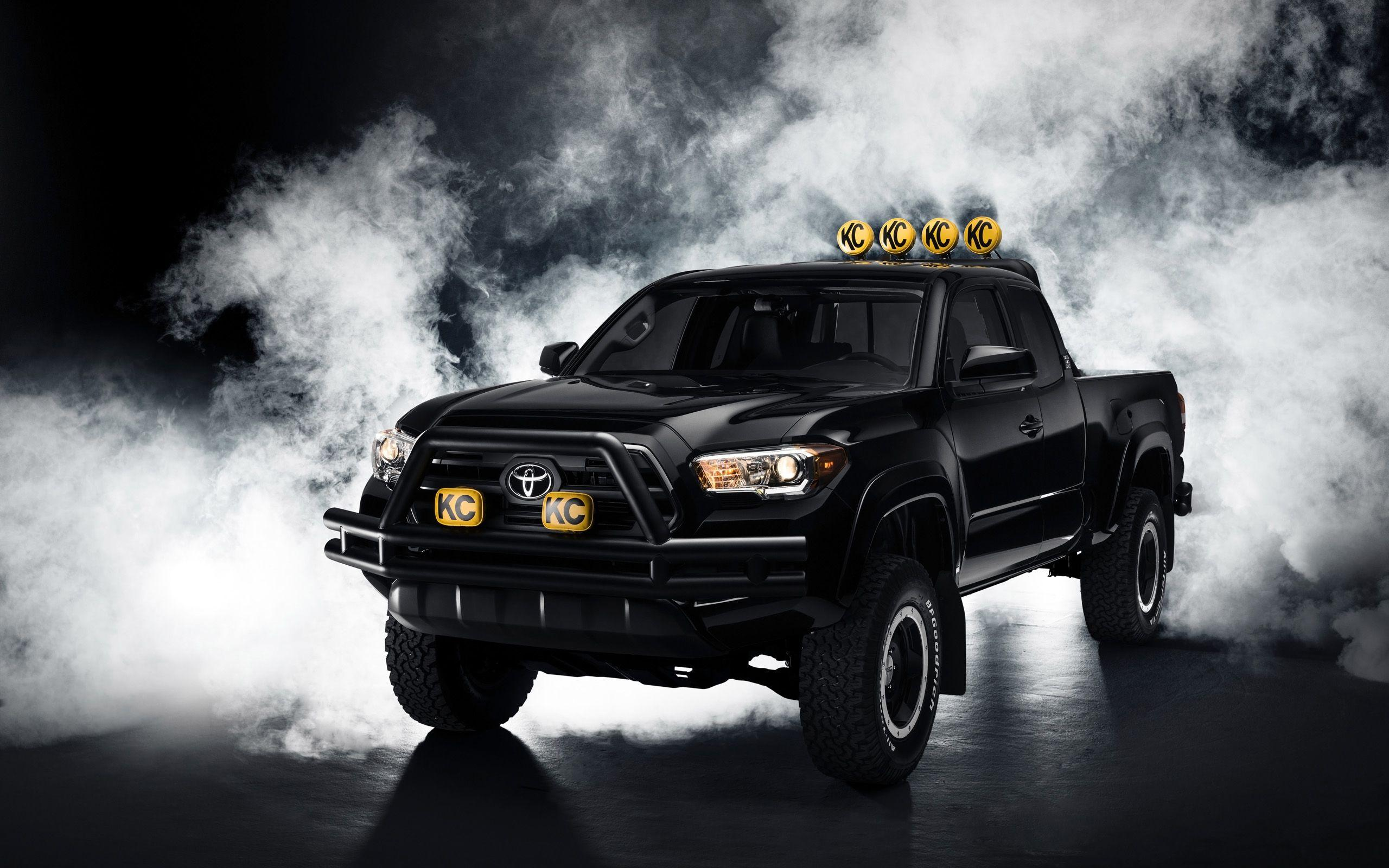 2016 Toyota Tacoma Back to the Future Wallpapers