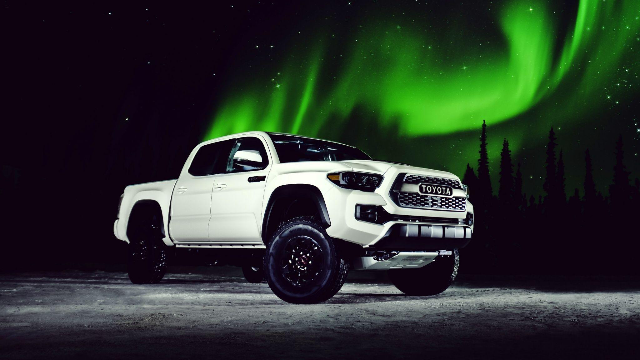Toyota Tacoma TRD Pro 2017 Wallpapers