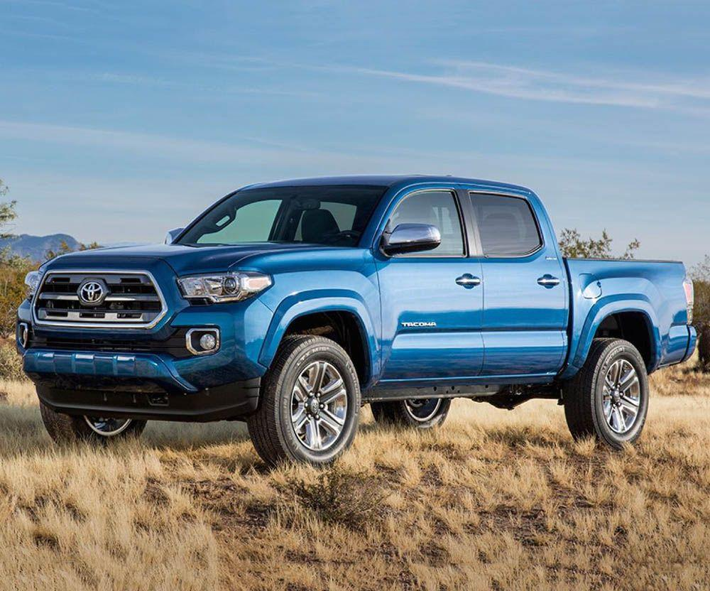 Toyota: 2019 Toyota Tacoma Wallpapers