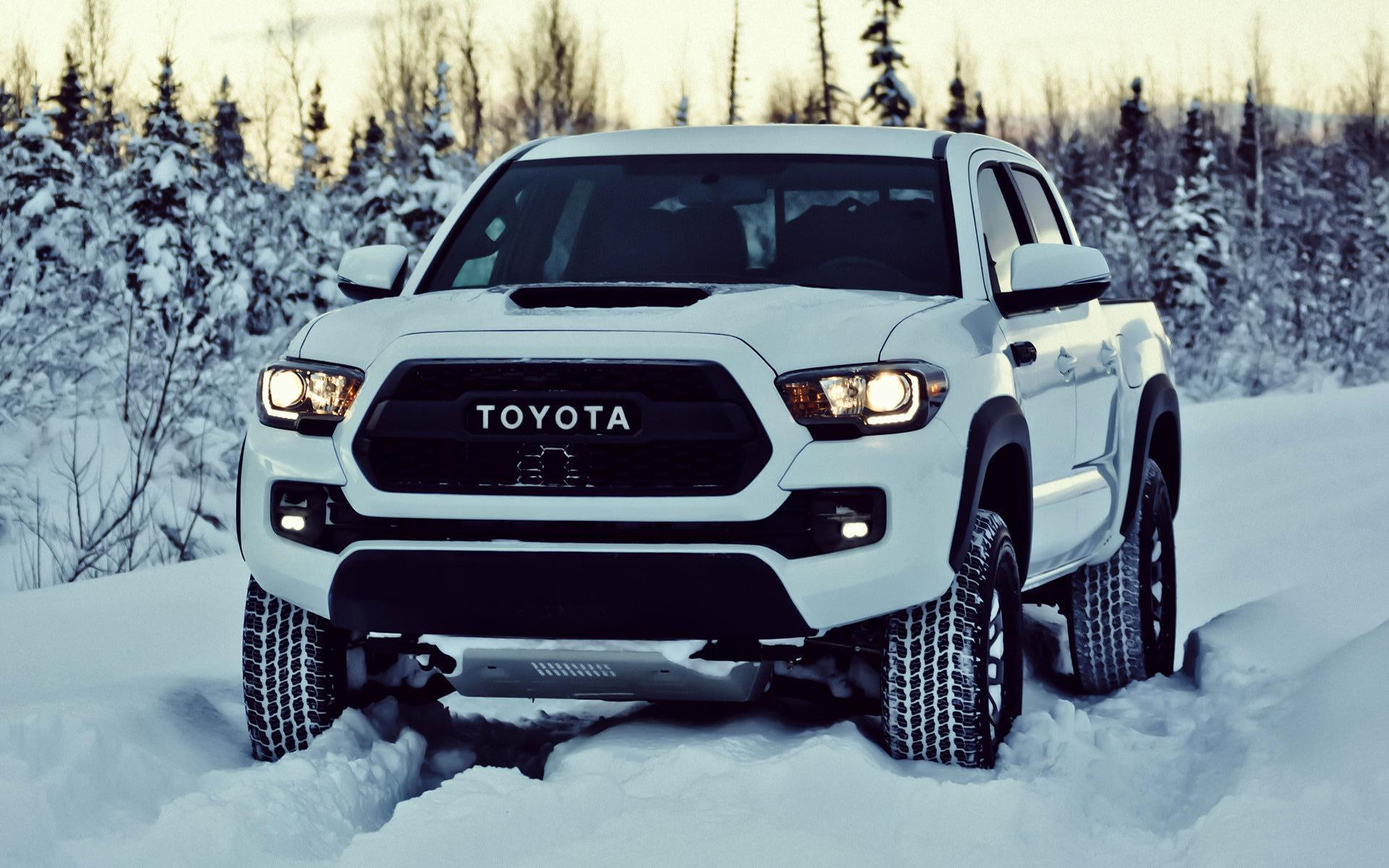 COOL TOYOTA TACOMA WALLPAPERS