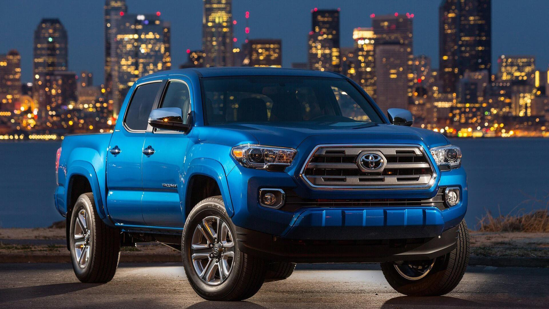 BLUE TOYOTA TACOMA HD WALLPAPERS